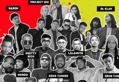 """FLAVS 2021 """"A HIP HOP, SOUL, R&B FESTIVAL"""", Rilis Line Up Fase 2"""